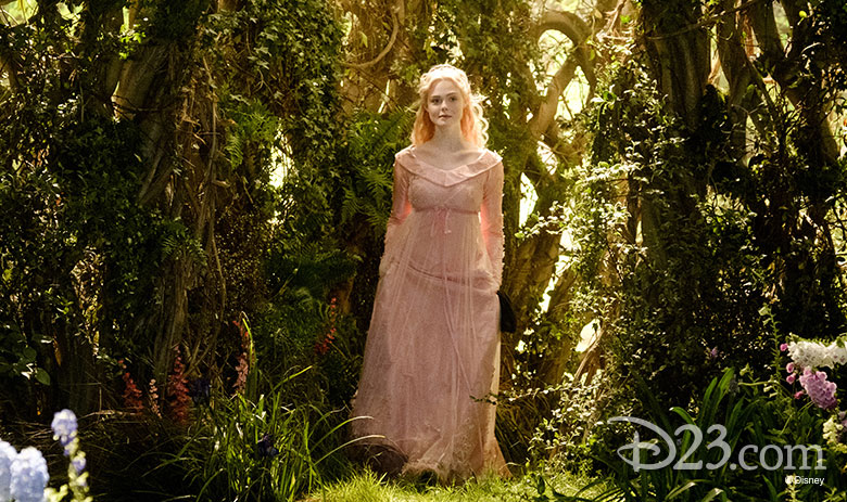 Elle Fanning as Princess Aurora - 3