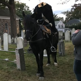 Legend of Sleepy Hollow Headless Horseman
