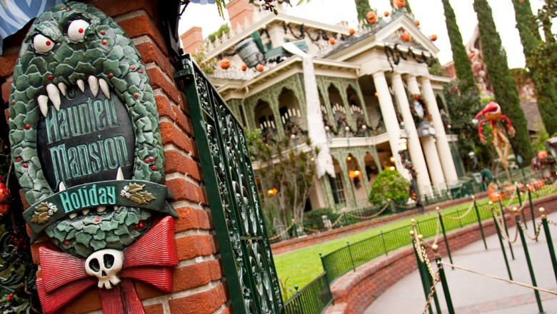 What's This? Everything You Need to Know About Haunted Mansion ...