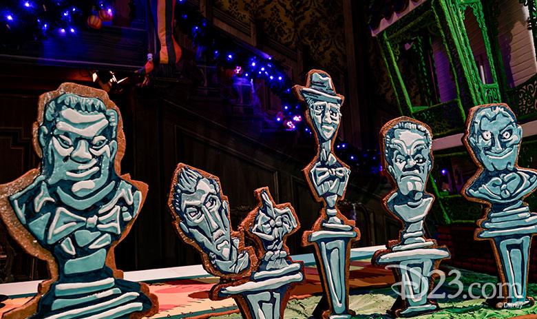 Graveyard Ghouls in Cookie Form