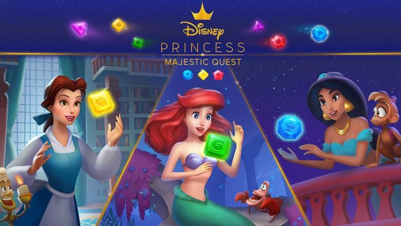 Disney Princess Majestic - iris
