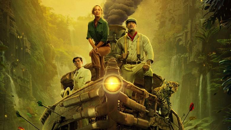 Jungle Cruise News Briefs - iris