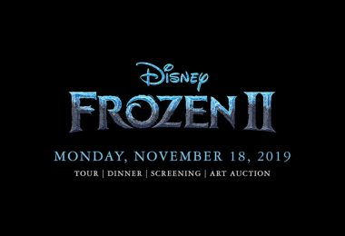 frozen 2 event