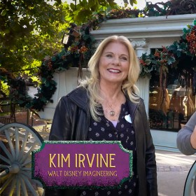 Kim Irvine and Justin Arthur