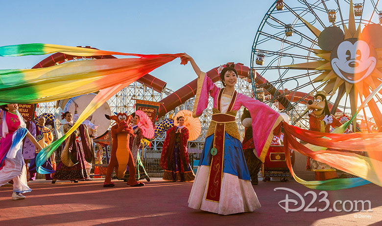 Lunar New Year at DCA
