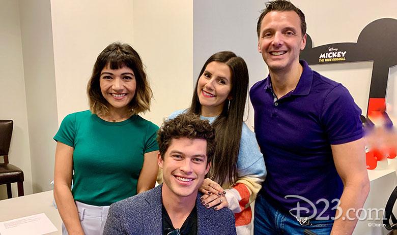 D23 Inside Disney episode 10