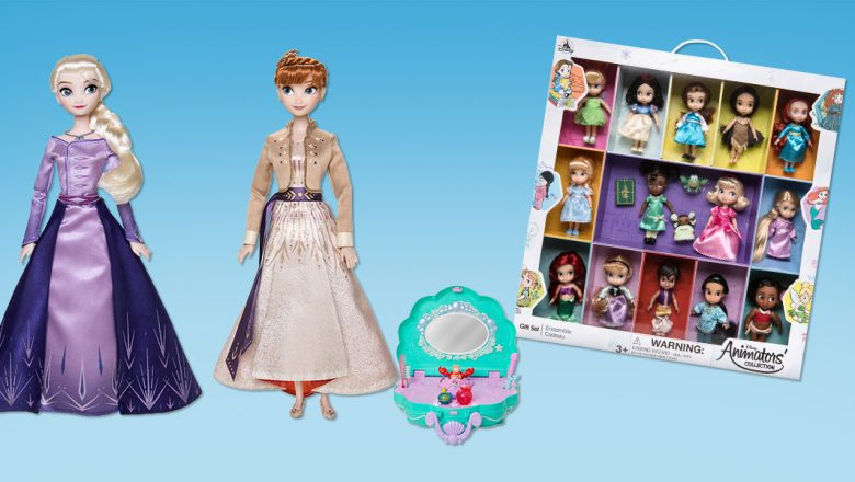 Shopdisney Com Disney Store Unwraps Its 2019 Top Holiday Toys D23