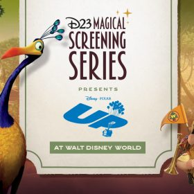 up screening at wdw