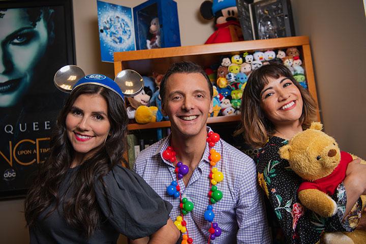 Inside Disney hosts