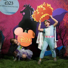 Ghostly Fun on The Walt Disney Studios Lot!