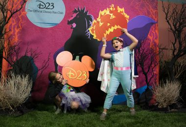 Ghostly Fun on The Walt Disney Studios Lot!