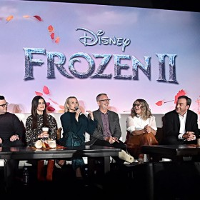 9 Stories Worth Melting For from the Frozen 2 Press Conference