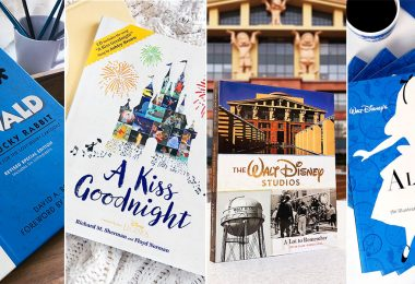 Walt Disney Books