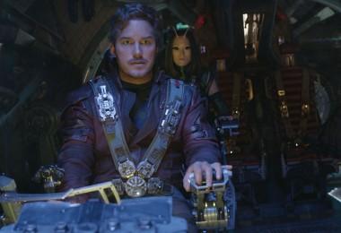 Chris Pratt as Starlord, Groot, Mantis
