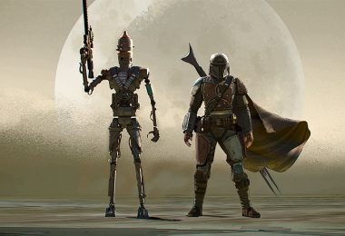 Droid and The Mandalorian