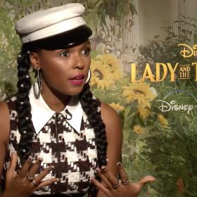 Janelle Monáe Is Pawsitive You'll Love the Music in Disney+'s Lady and the Tramp
