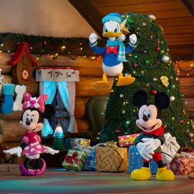 Mickey and Pals Stop motion