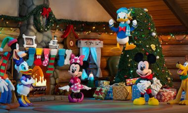 Yule Need to See Mickey and his Pals in Disney Junior's New Stop-Motion Interstitials