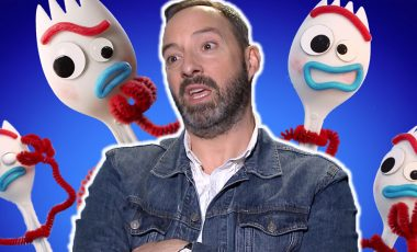 Tony Hale Answers These Pressing Disney Questions | Forky Asks a Question