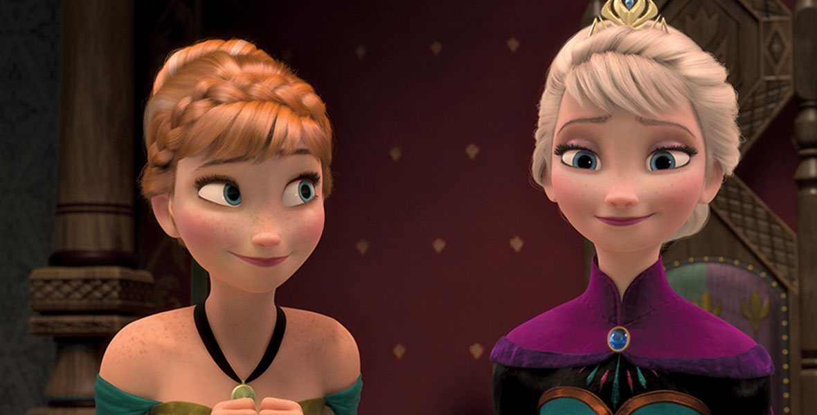 7 times anna and elsa melted our hearts d23