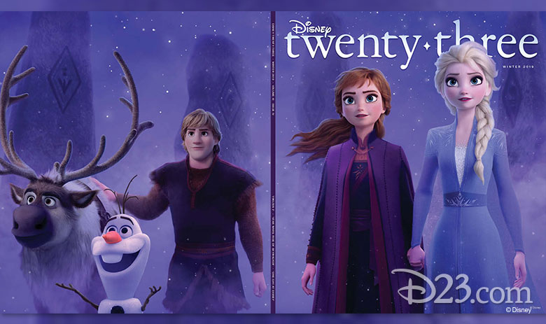 2019 Winter Disney twenty-three