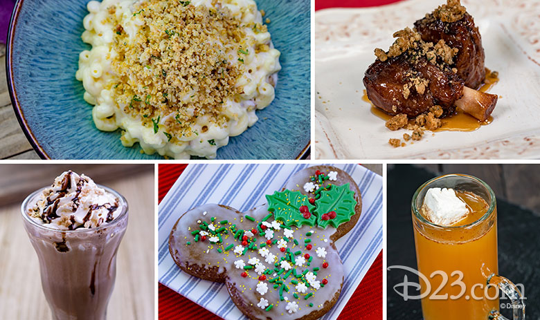 Disney California Adventure Festival of Holidays 2019