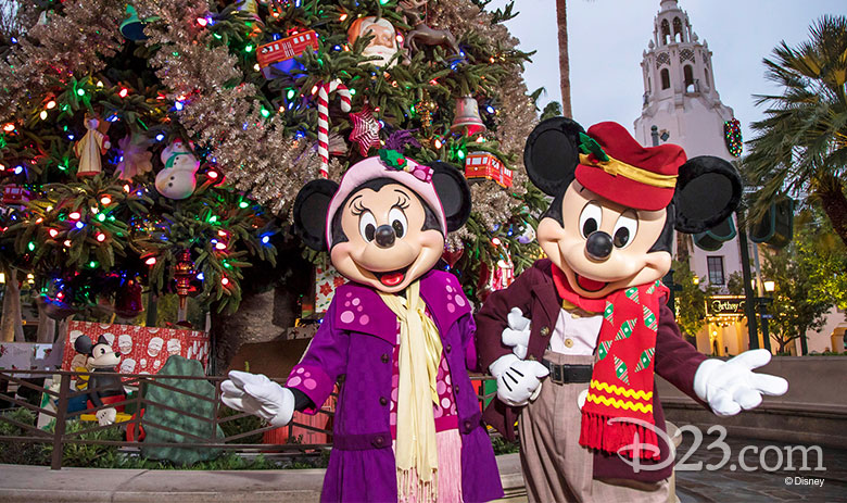Mickey and Minnie at DCA