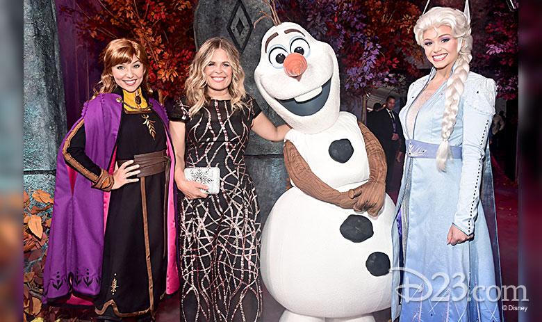 Frozen 2 Jennifer Lee