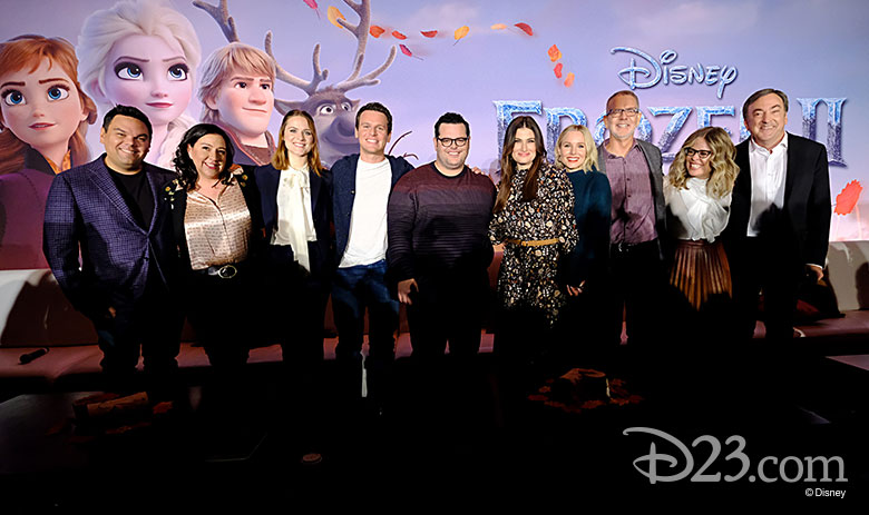 Frozen 2 Cast