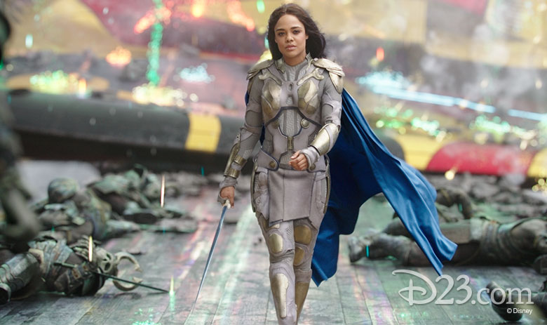 Tessa Thompson as Valkyrie