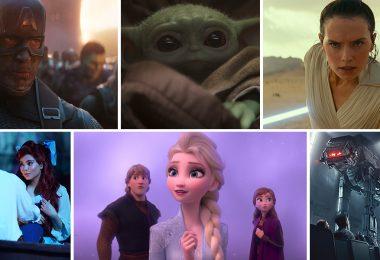 Disney Top Moments 2019