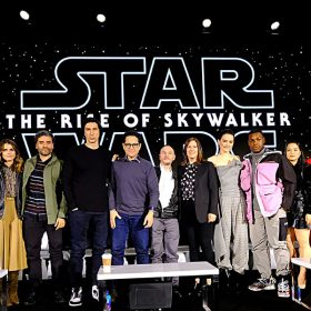 Star Wars: The Rise of Skywalker cast