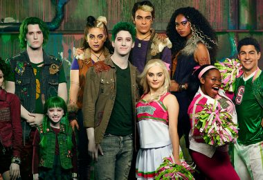 Zombies 2 Cast