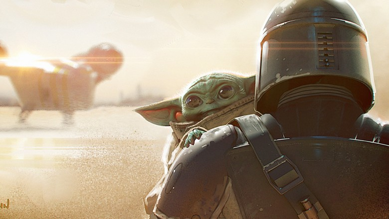 The Mandalorian Concept Art Every Fan Needs To See D23