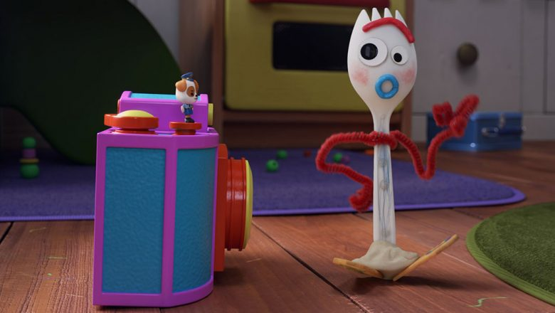 forky and rib tickles