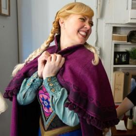 Patti Muran Frozen Broadway