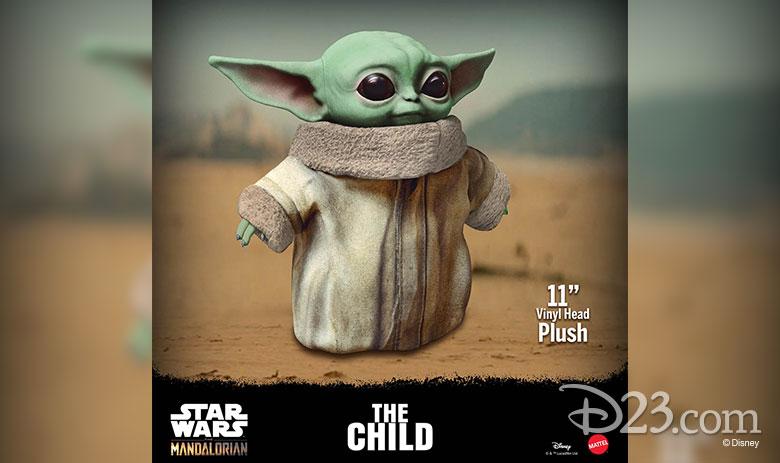 the child plush