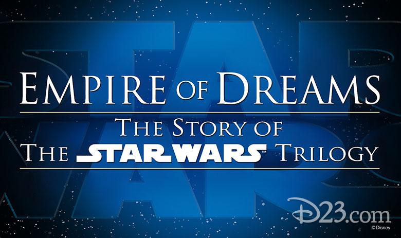 star wars empire of dream