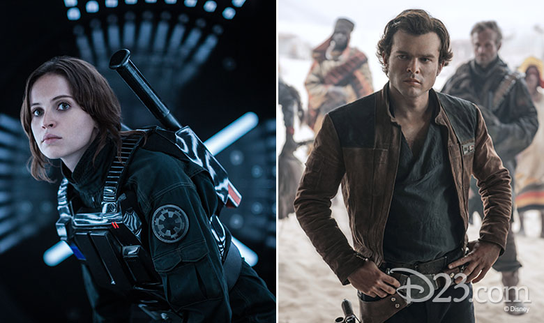 rogue one and solo