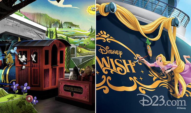 D23 Inside Disney episode 15