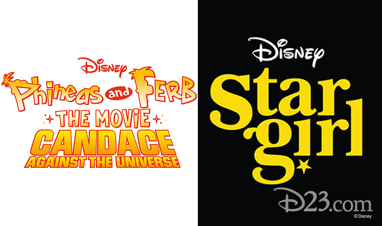 phineas and ferb the movie and star girl
