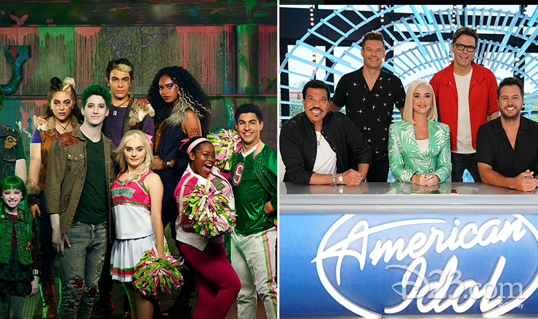 zombies and american idol