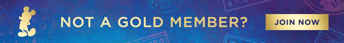 D23 2020 Not a Gold Member banner