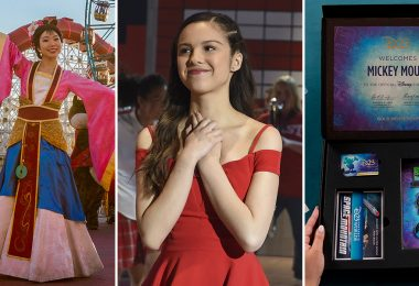 D23 Inside Disney Episode 19   The Stars of High School Musical: The Musical: The Series