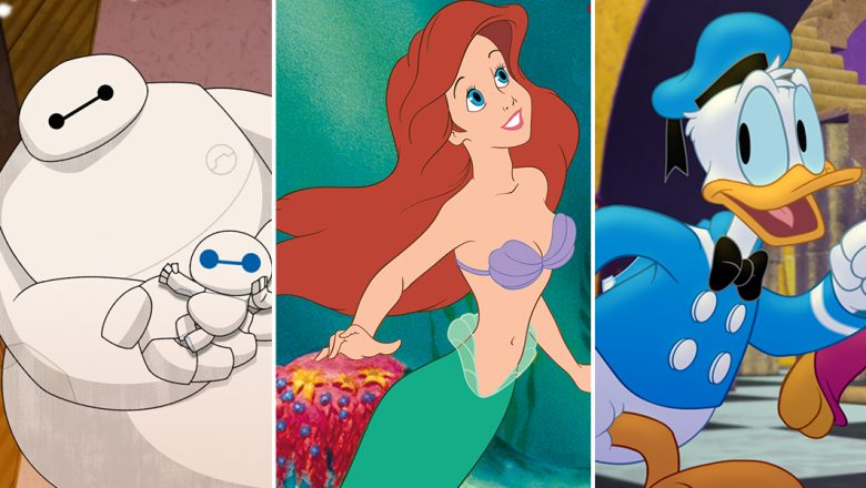 Disney series on Disney+