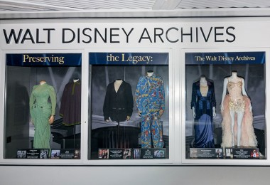 walt disney archives fox exhibit