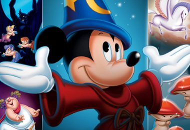 The Walt Disney Archives Kicks off 50th Anniversary with Throwback Screening of Fantasia