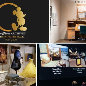 Walt Disney Archives 2020 Events and Exhibitions