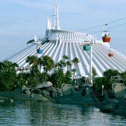 Walt Disney World Space Mountain