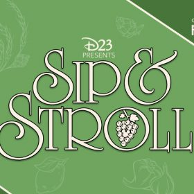 dca sip and stroll event